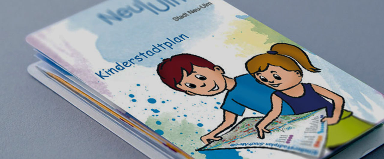 Kinderstadtplan Neu-Ulm